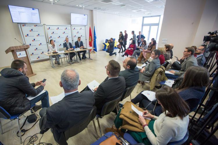Većina građana Crne Gore podržava pristup države EU