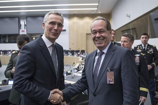 Ministar Podžić: BiH će nastaviti da učestvuje u mirovnim misijama