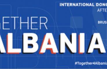 EU: Zajedno za Albaniju – Međunarodna donatorska konferencija