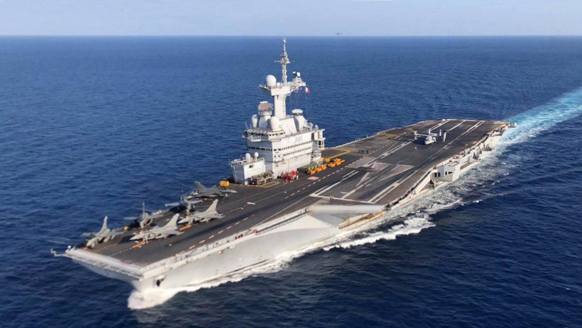 Kipar i Francuska završili vojnu vežbu – francuska ministarka odbrane se u utorak očekuje na Kipru