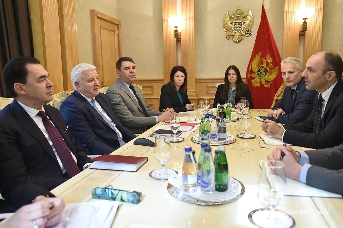 Marković započeo dijalog u okviru inicijative Savez za Evropu