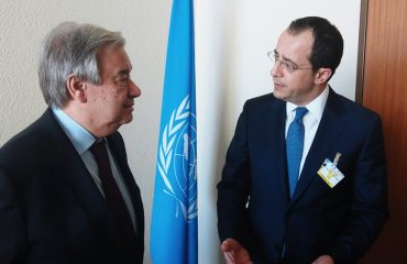 Kipar: Christodoulides i Guterres se sastali u Ženevi
