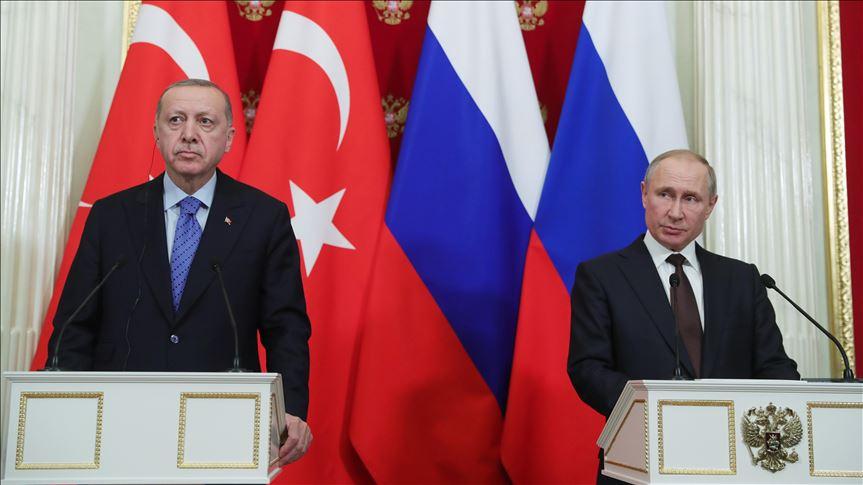 Turska: Erdogan i Putin dogovorili prekid vatre i demilitarizovanu zonu