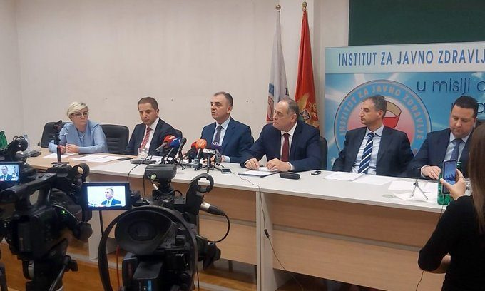 Crna Gora zabranila uplovljavanje kruzera, javna okupljanja, posete bolnicama…
