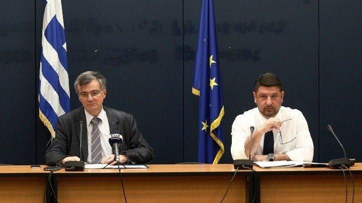 Grčka ukinula dnevne brifinge o COVID-19