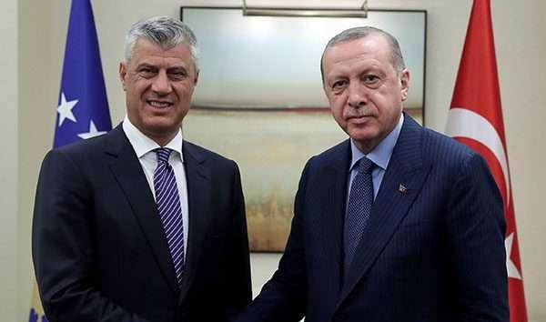 Kosovo: Thaci pozvao Tursku da pomogne u borbi sa koronavirusom