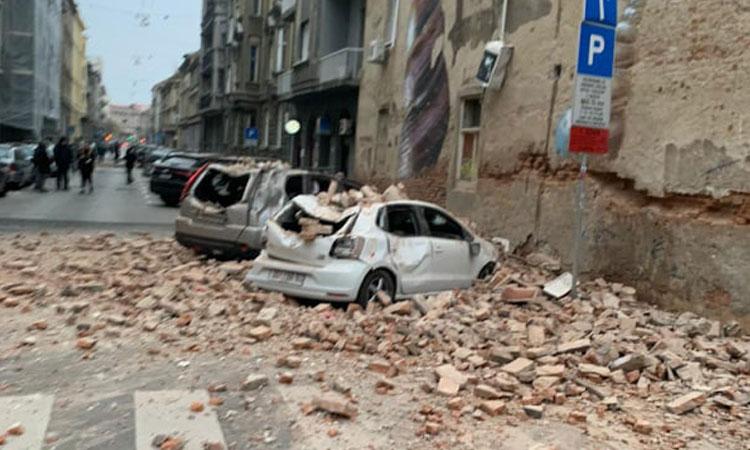 Hrvatska: Usvojen zakon o obnovi nakon zemljotresa