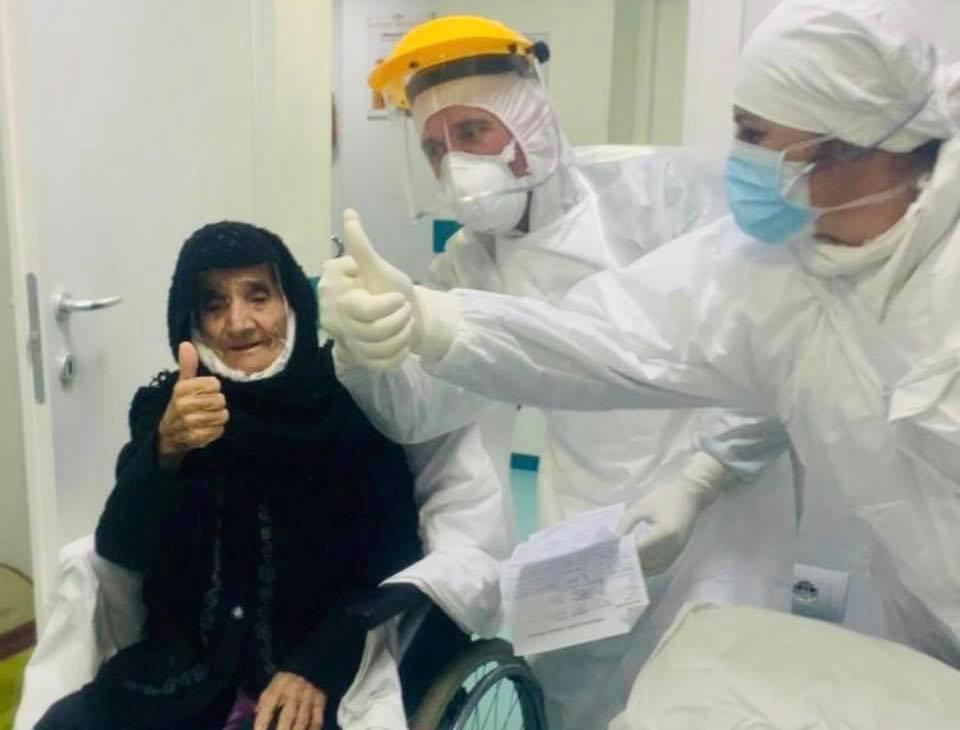 Albanija: 80-godišnja žena se potpuno izlečila od COVID-19