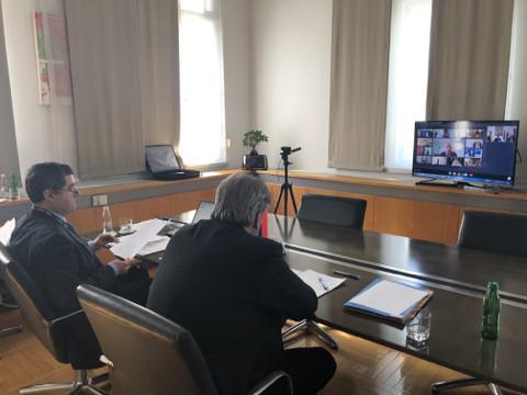 """Državni sekretar Slovenije: """"Solidarnost sa zemljama u razvoju i onima u humanitarnim krizama veoma važna"""""""