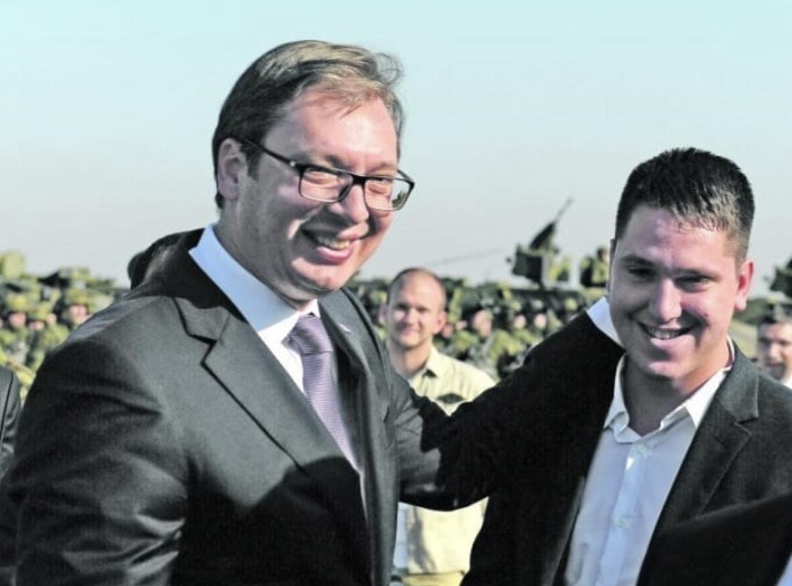 Srbija: Sin predsednika Srbije pozitivan na COVID-19