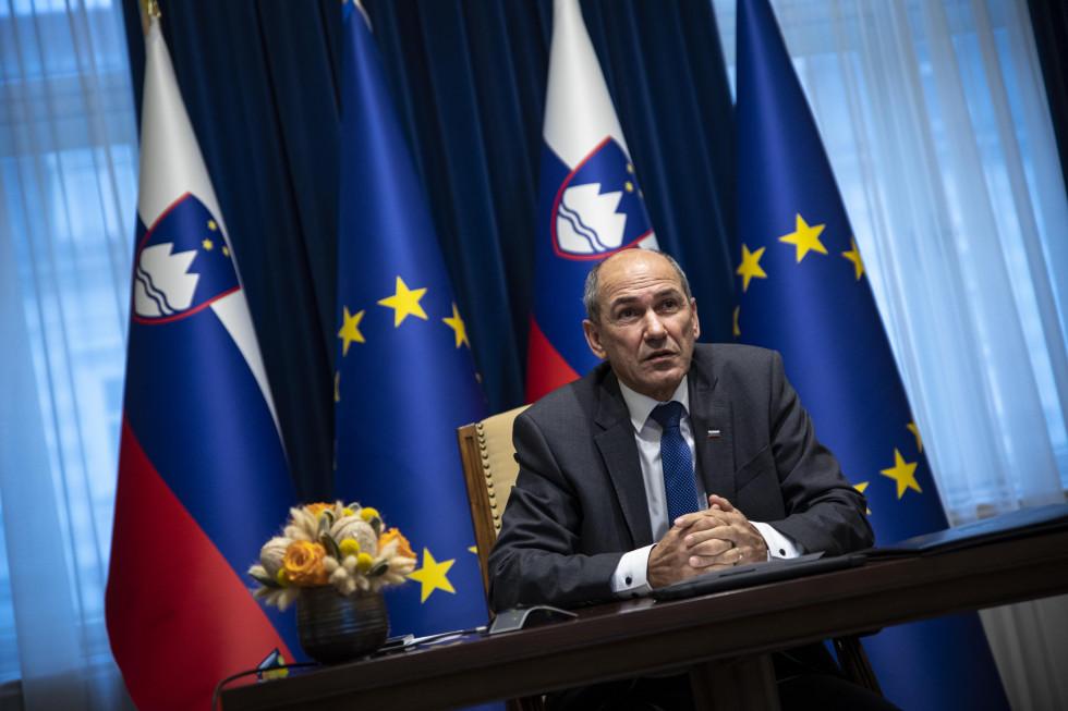 Slovenija: Ublažavanje mera zabrane kretanja moguće samo ako kumulativno ispunimo određene uslove, kaže Janša