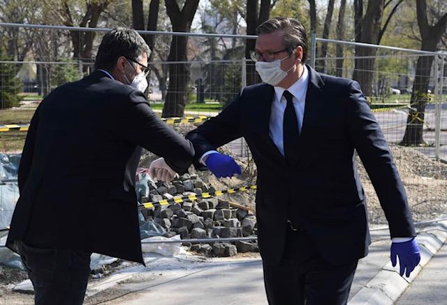 Srbija: Sledećih deset dana biće ključno, kaže Vučić