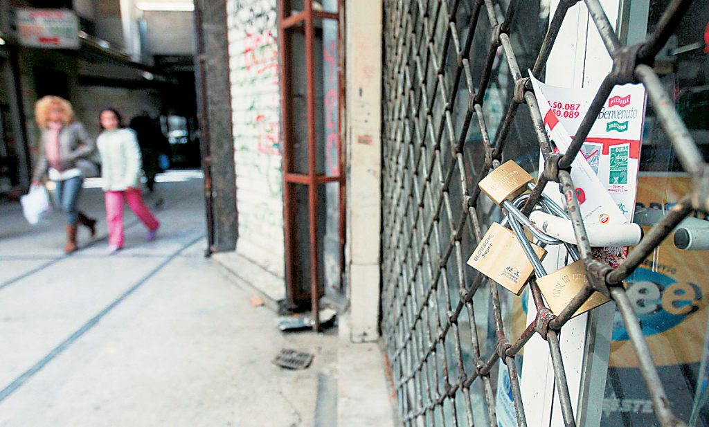 Grčka: 100 000 preduzeća pred zatvaranjem