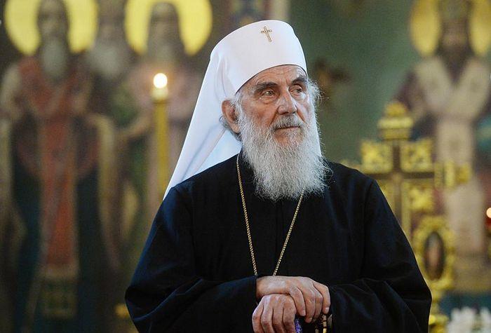 Srbija: Patrijarh Irinej negativan na testu na COVID-19, episkop pozitivan