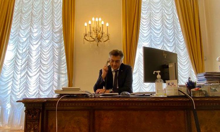 Hrvatska: Vlada radi na normalizaciji života i privrede