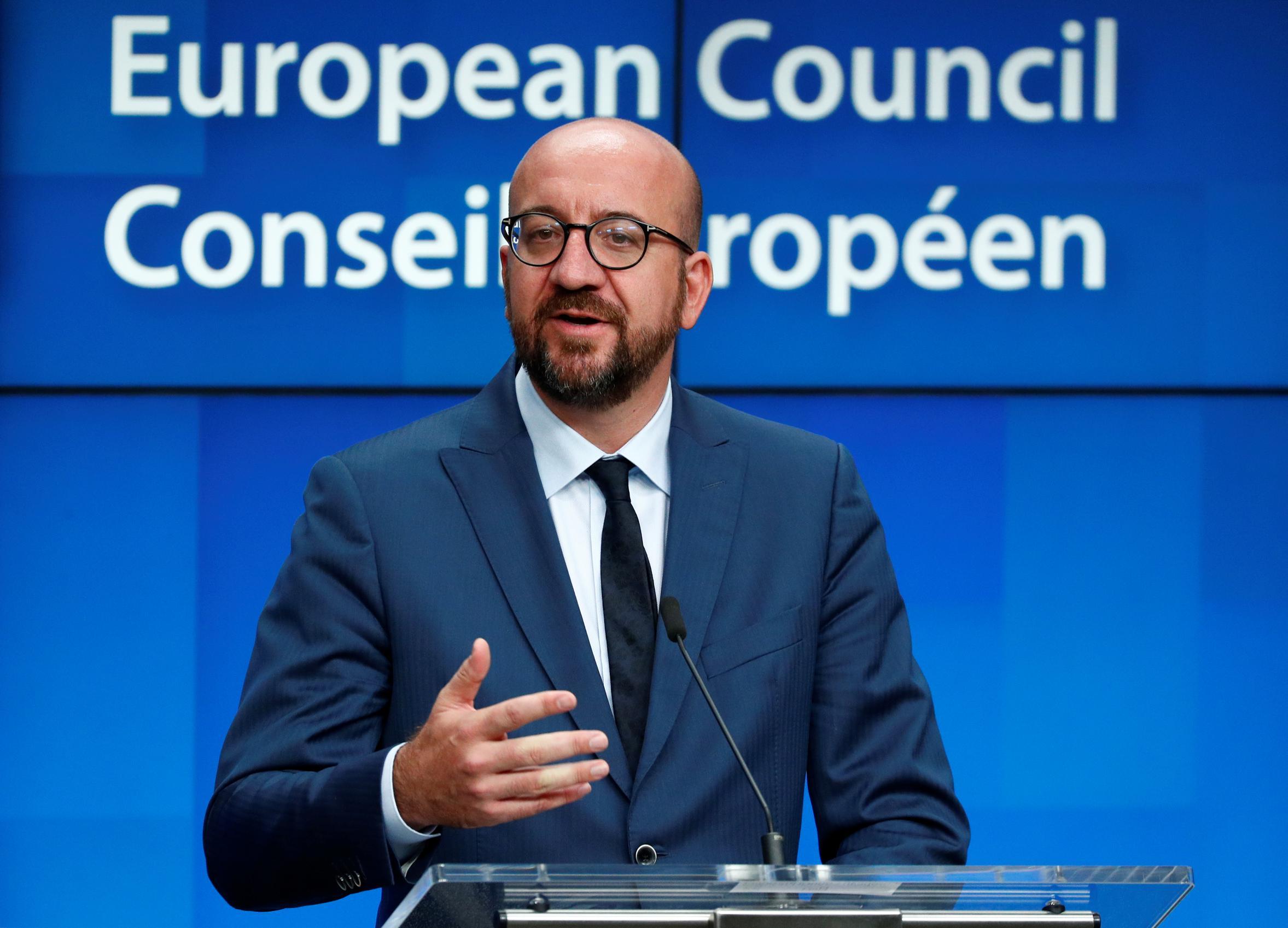 EU: Poziv Michela članovima Evropskog saveta