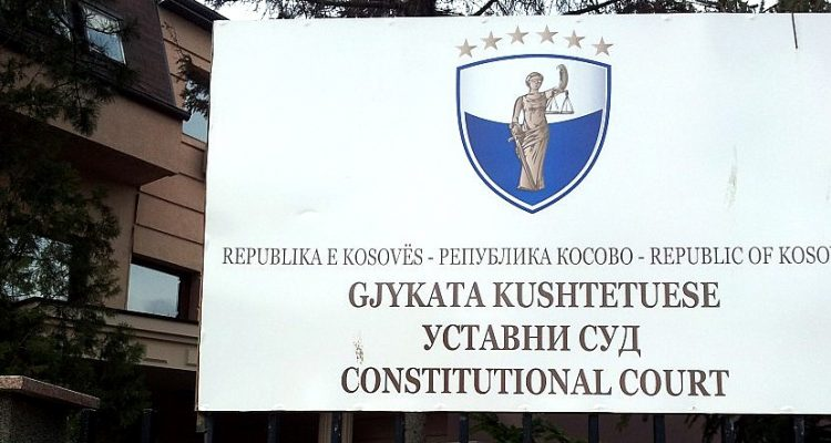 Kosovo: Thacijeva odluka da poveri mandat za formiranje Vlade je u skladu sa Ustavom