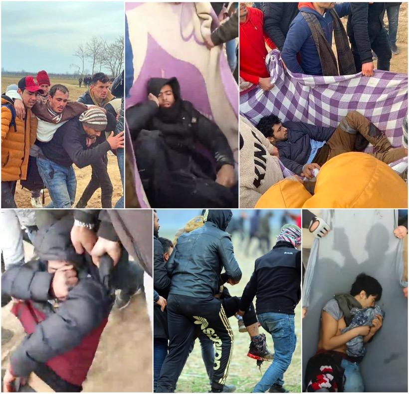 """Sukobi na grčko-turskoj granici – """"Grčka policija ciljala na migrante"""""""