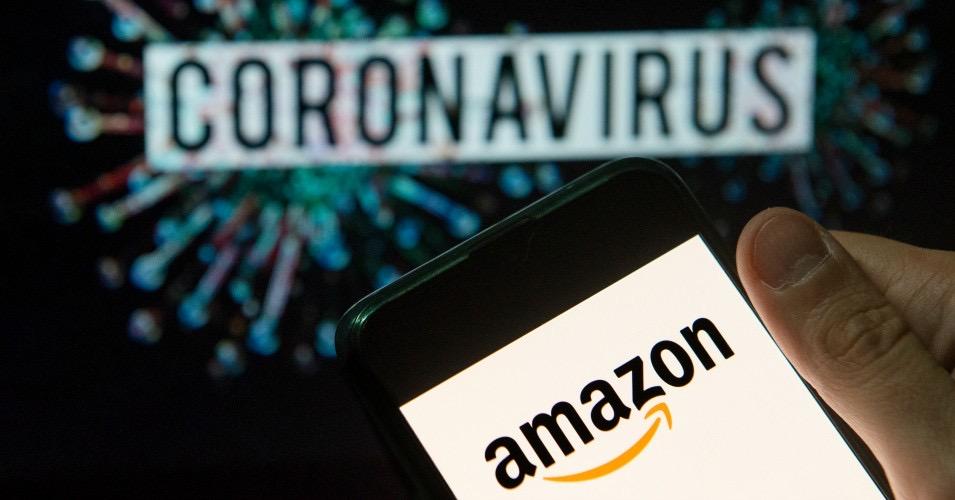 Koronavirus – korist za Amazon, ali i supermarkete