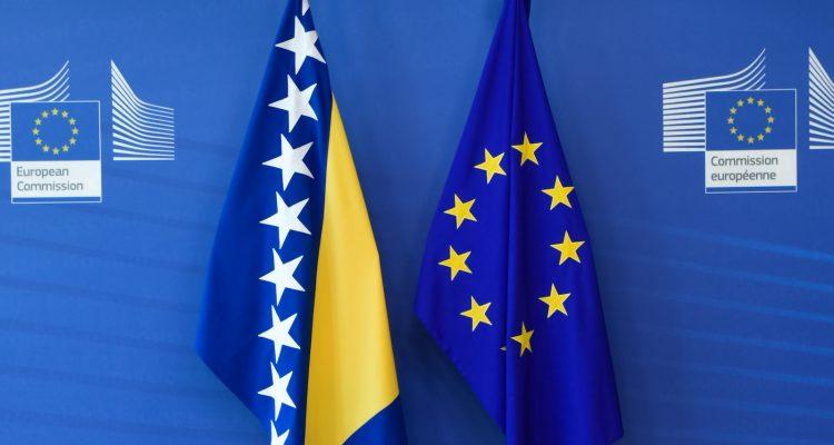 Bosni i Hercegovini doznačeno 125 miliona evra makrofinansijske pomoći