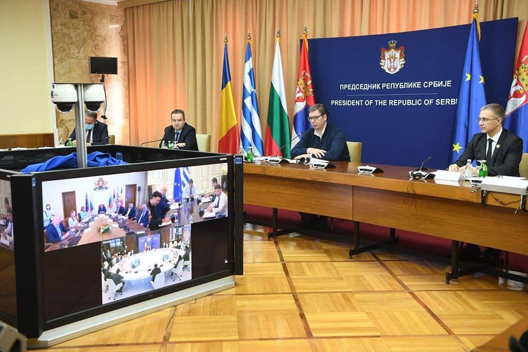 Srbija: Vučić se složio da od 1. juna otvori granice za građane Grčke, Bugarske i Rumunije