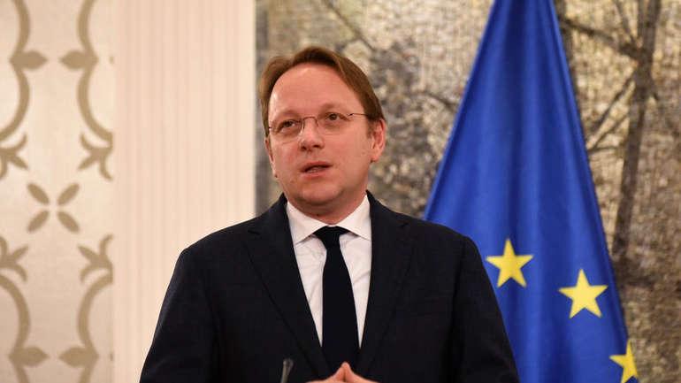Varhelyi: Važno je da se prve međuvladine konferencije sa Albanijom i Severnom Makedonijom održe ove godine