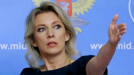 """Zaharova: """"Rusija prati situaciju u Crnoj Gori"""""""