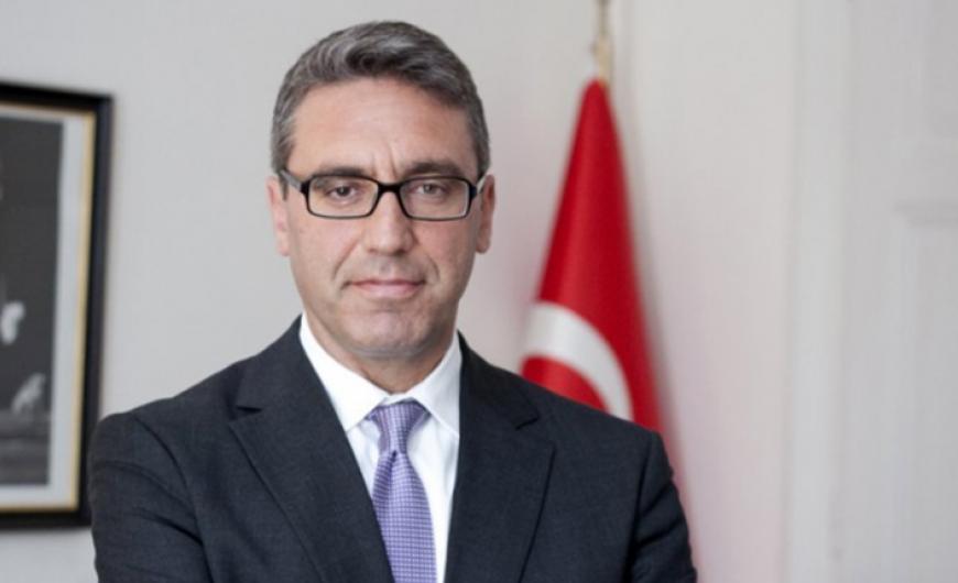 Özügergin vidi sporazum između Grčke i Italije kao šansu za sličan sporazum sa Grčkom u Egeju i Mediteranu