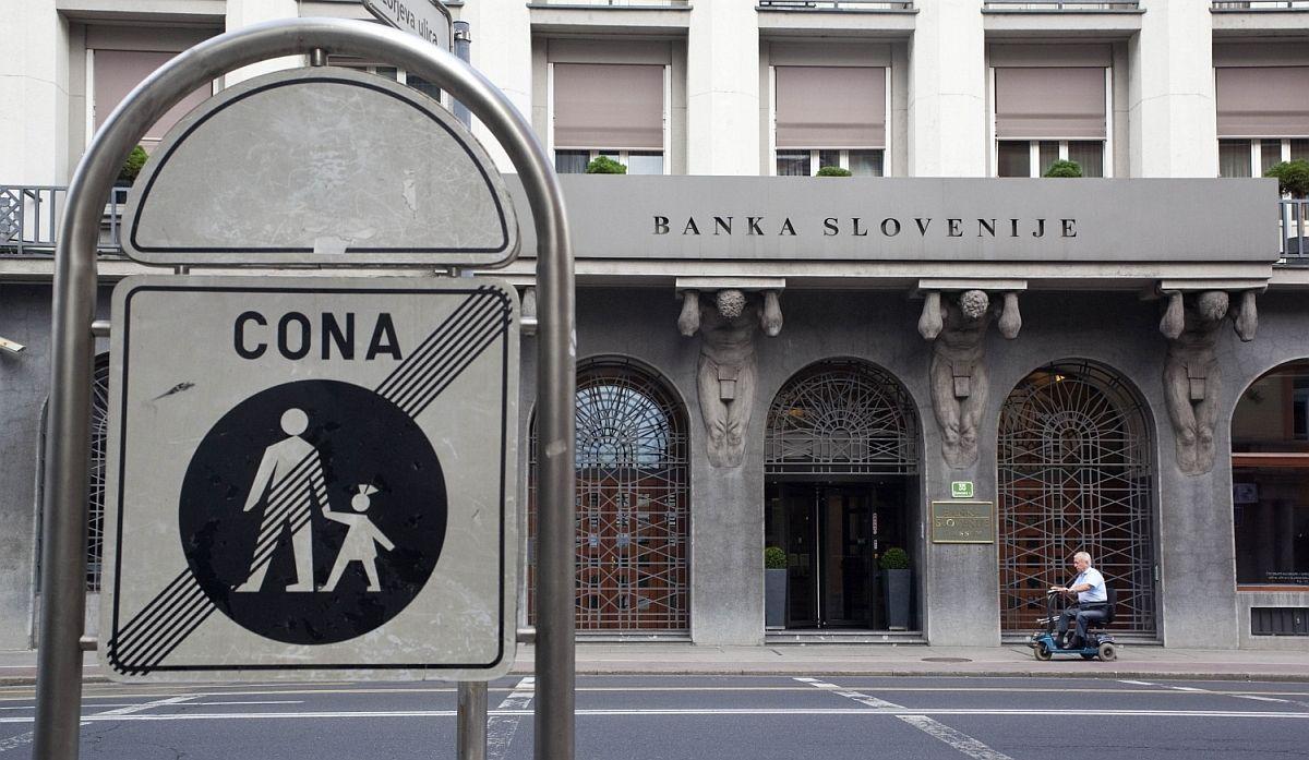 """Slovenija: """"Ekonomski rast u evrozoni ove će godine pasti za 8,7%,"""" tvrdi guverner Banke Slovenije"""