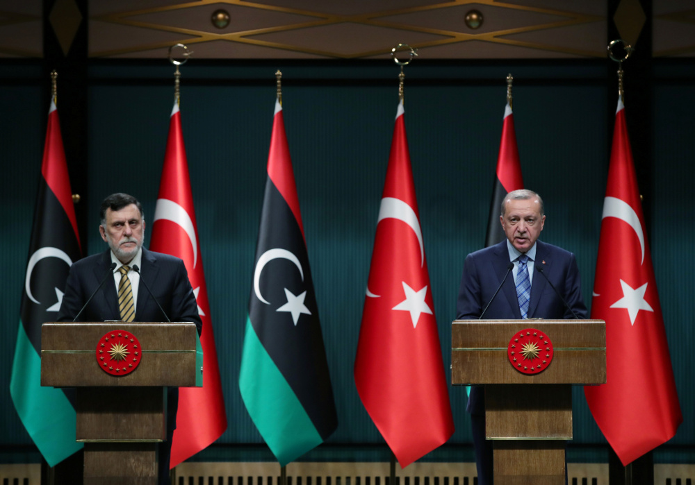 Turska: Erdogan i Sarraj se sastali u Ankari
