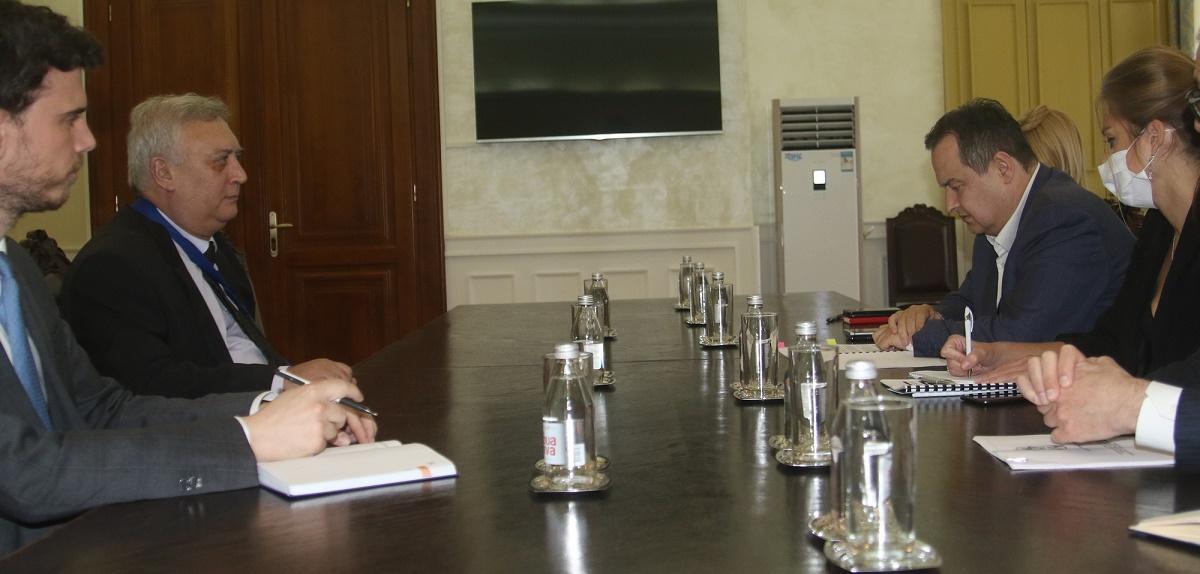 Srbija: Dačić 12. juna u poseti Atini