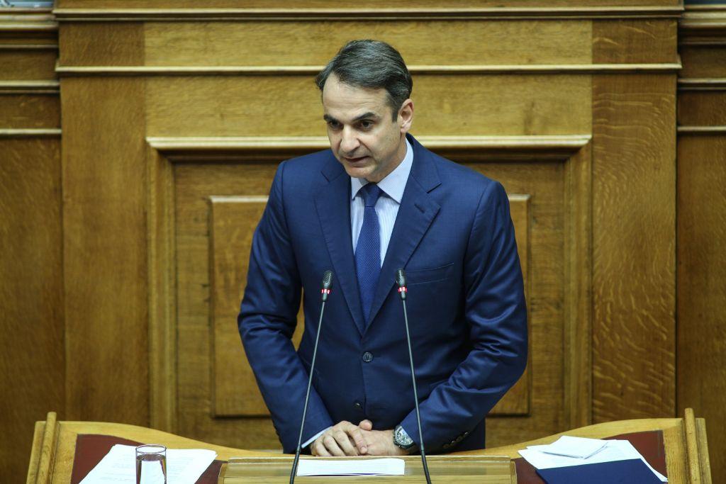 Grčka: Micotakis se merama smanjenja poreza je pranje pred grčkim društvom