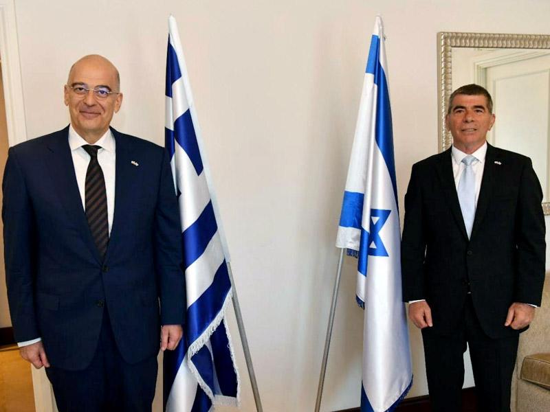 Grčka: Dendias se sastao sa Ashkenazijem u Jerusalimu