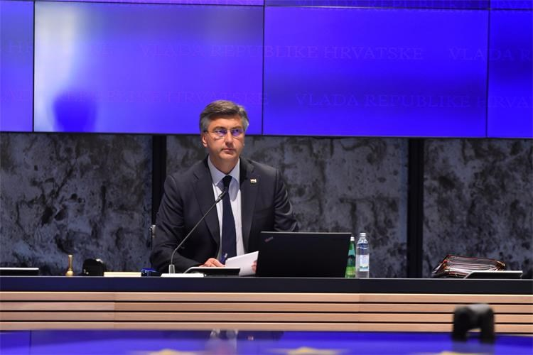 Hrvatska: Premijer Plenković smatra da sredstva za oporavak namenjena Hrvatskoj nisu u opasnosti