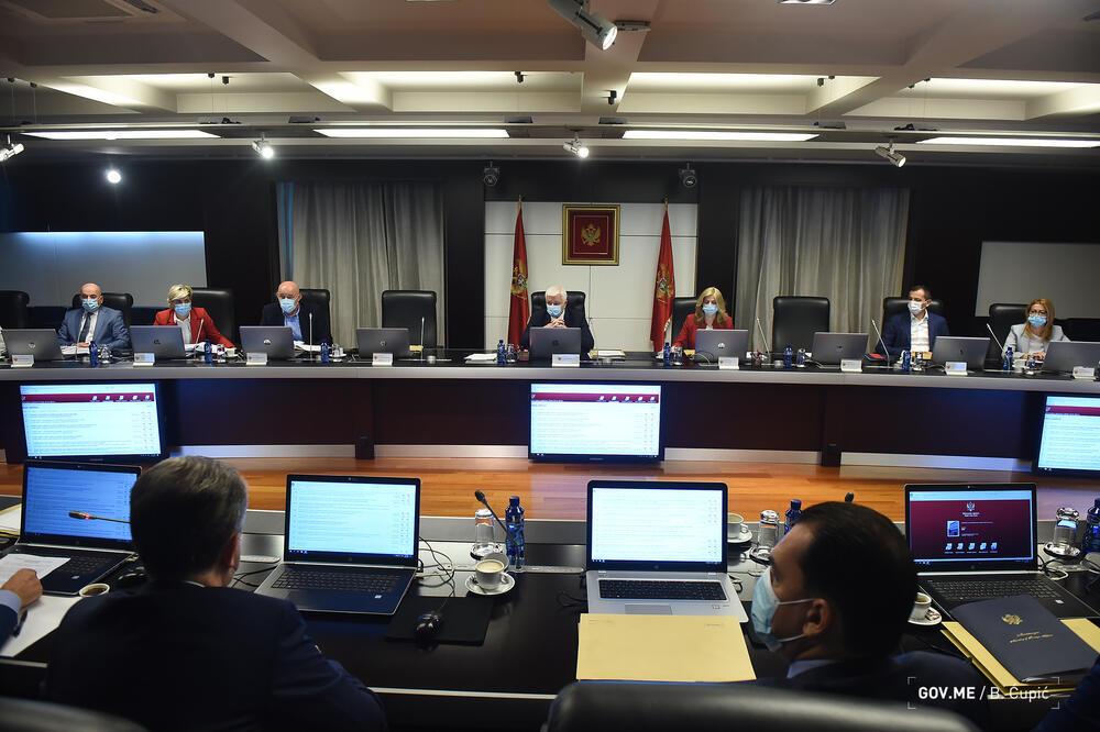 Crna Gora: Vlada osudila incidente u Budvi i drugim gradovima