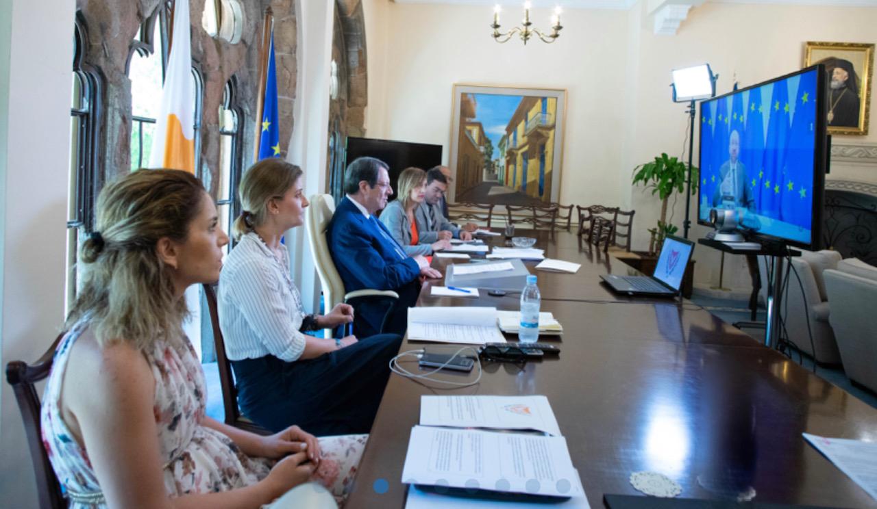 Kipar: EU je dosta turskih provokacija, kaže Anastasiades
