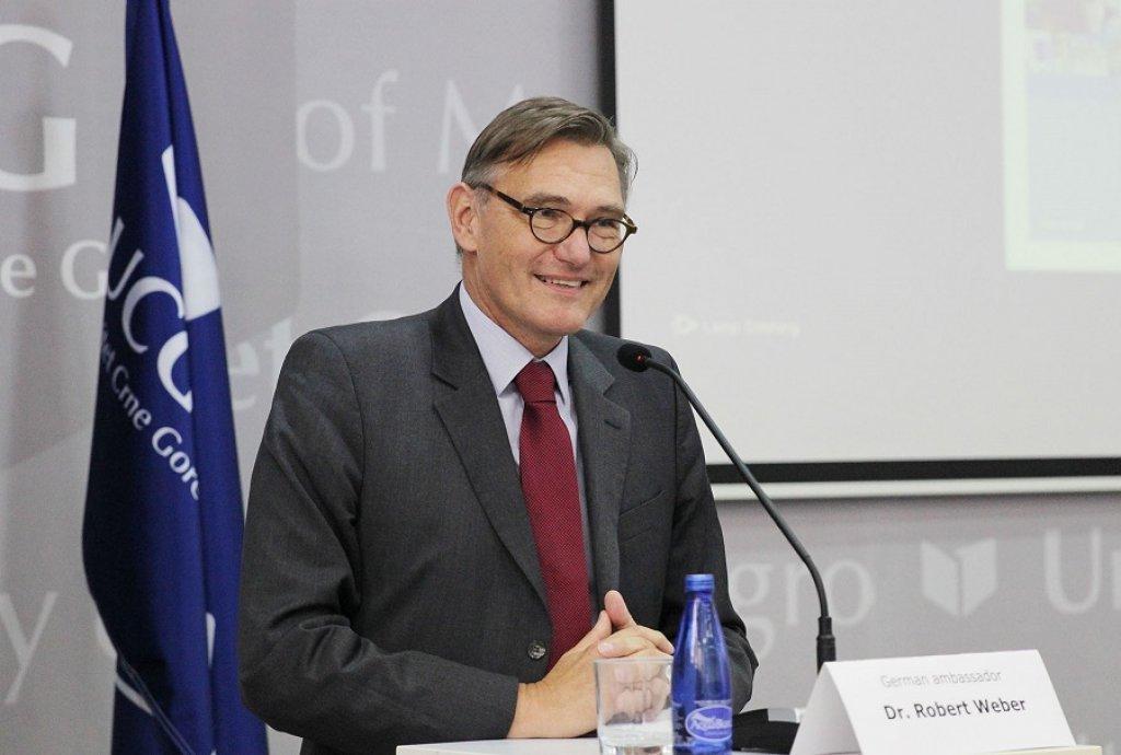 R.Weber: Nemačka i Francuska su spremne da pomognu u dijalogu Priština – Beograd
