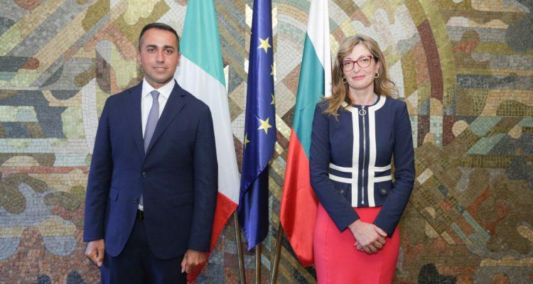 Bugarska: Zaharieva i Di Maio se sastali u Sofiji