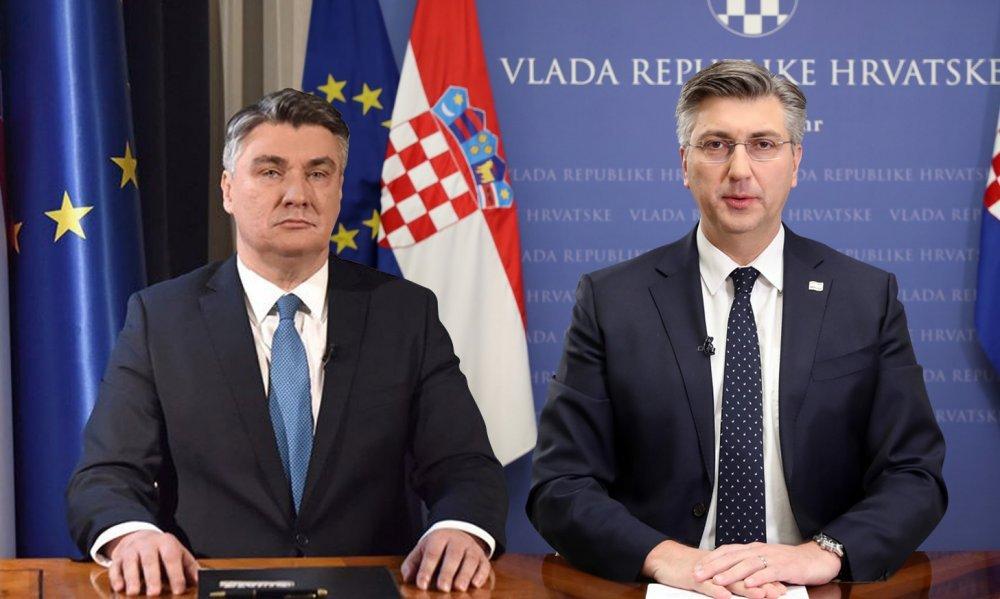 Hrvatska: Plenković sutra Milanoviću uručuje potpise