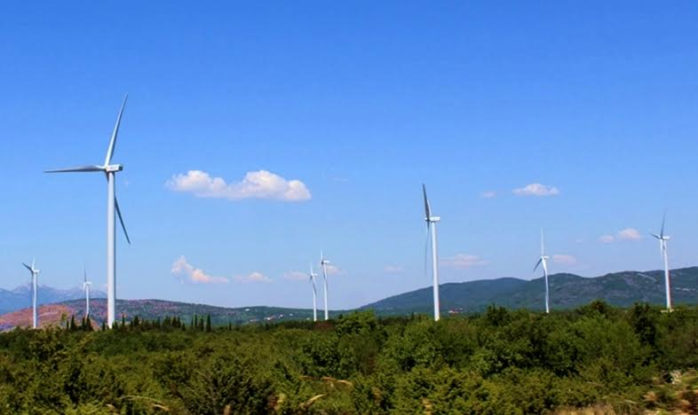 Slovenija planira da izgradi novu vetroelektranu