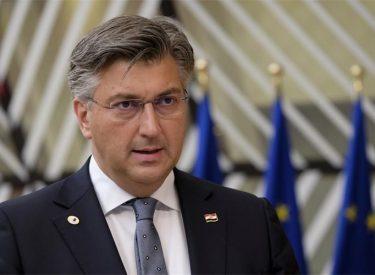 Plenković: Hrvatska će dobiti više od 22 milijarde evra