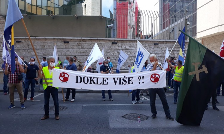 BiH: Sindikat protiv Zakona o radu