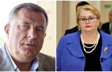 BiH: Ministarka spoljnih poslova Turković zastupa stranku, smatra Dodik