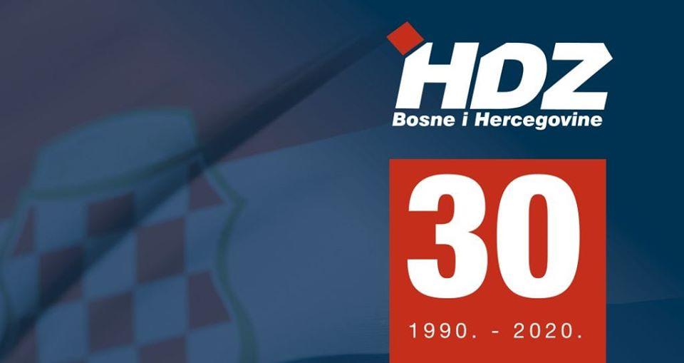 BiH: HDZ BiH očekuje dobar izborni rezultat
