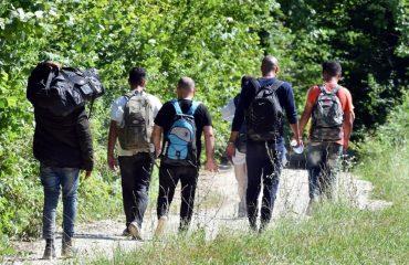 Slovenija: Ilegalni migranti ponovo putuju