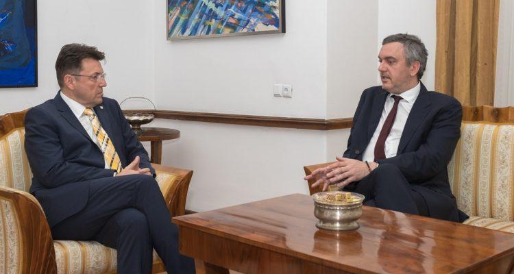 Hrvatska i Srbija nameravaju da intenziviraju privrednu saradnju