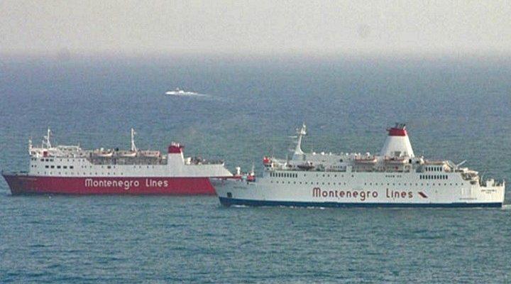 Crna Gora: Brodska linija Bar – Bari biće obnovljena