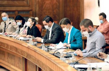 Srbija: Sastav Vlade biće objavljen nakon sastanka u Washingtonu