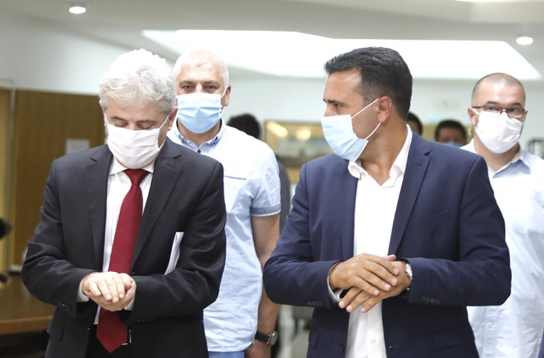 Severna Makedonija: Zaev u sredu predlaže sastav nove vlade