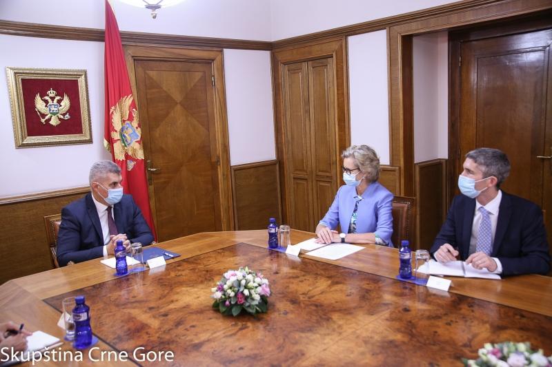 Crna Gora: Posmatrači OEBS-a potvrđuju partnersku saradnju sa Crnom Gorom, kaže Brajović